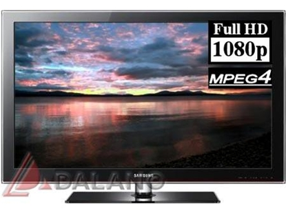تصویر تلویزیون ال سی دی LCD  سامسونگ مدل LA37C575