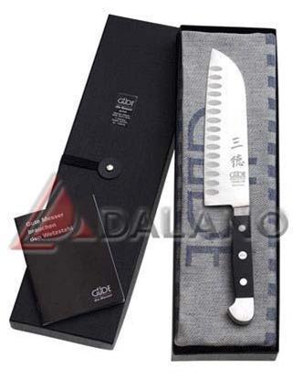 تصویر چاقو تک آشپزخانه Gude مدل Santoku G-1546/18