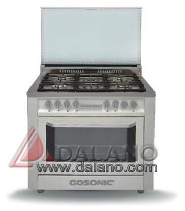 تصویر اجاق گاز گوسونیک Gosonic  GGO-7090