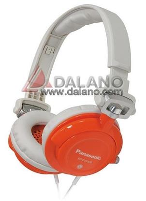 تصویر هدفون پاناسونیک Panasonic مدل RP-DJS400AED