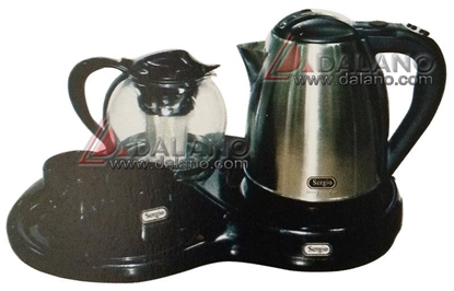 تصویر چای ساز سرجیو Sergio مدل STM128