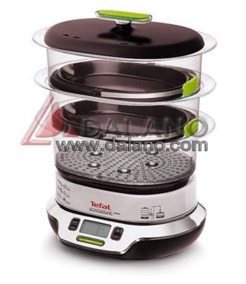 تصویر بخارپز تفال Tefal مدل Vitacuisine Compact VS 4003
