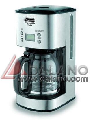 تصویر قهوه جوش دیجیتال دلمونتی DeLmonti DL650
