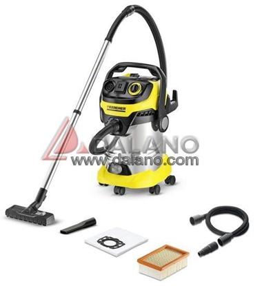 تصویر جاروبرقی آب و خاک حرفه ای کارشر Karcher vacuum cleaner WD6 P Premium