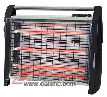 تصویر  بخاری برقی تابشی تکنو Techno Heater Te-1401‏