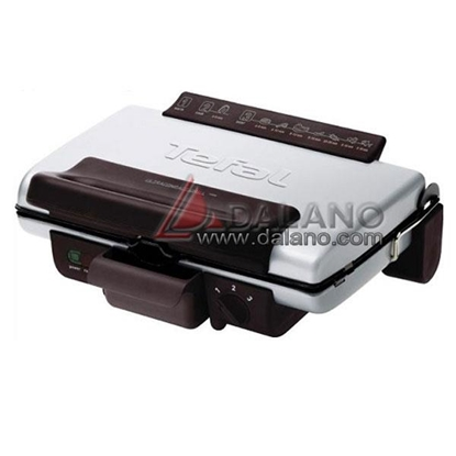 تصویر گریل و باربیکیو تفال Tefal Ultra Compact Barbecue Grill GC302B
