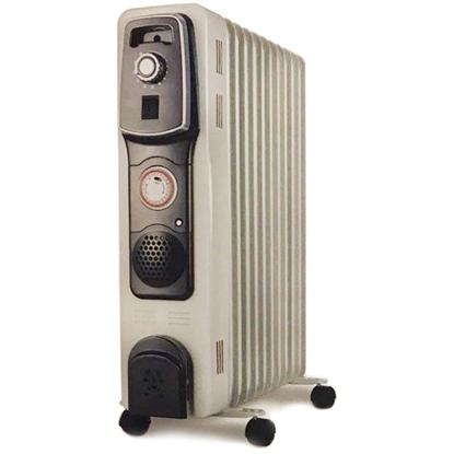 شوفاژ برقی 11 پره تک الکتریک Tech Electric HD945-A11FTQ