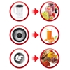 غذاساز قوی مولینکس Moulinex FP903