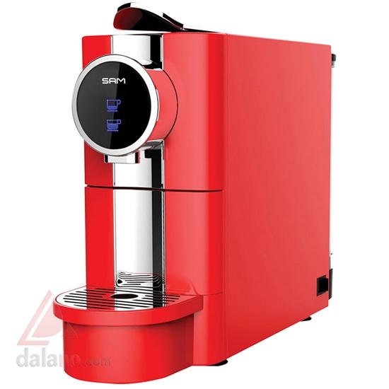 قهوه ساز کپسولی سام مدل SAM CCM-770