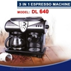 اسپرسوساز و کاپوچینوساز دلمونتی مدل DL640