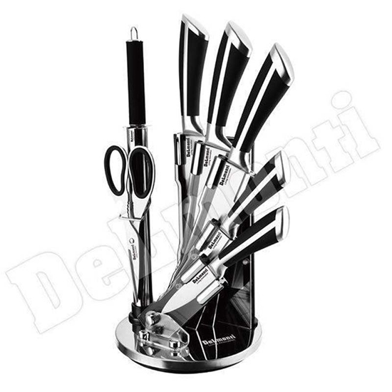 سرویس چاقوی آشپزخانه دلمونتی مدل DL1540
